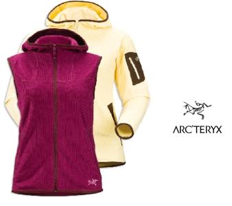 ARC'TERYX CALIBER FLEECE, die neue Arcteryx Fleece-Serie ist nun im Handel