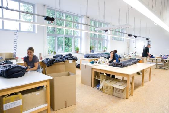 Yeti Produktionsstätte - Fotonachweis: yeti/g.u.hauth