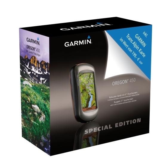 Gut kombiniert – Garmin packt GPS-Geräte und Karten in attraktive Bundles