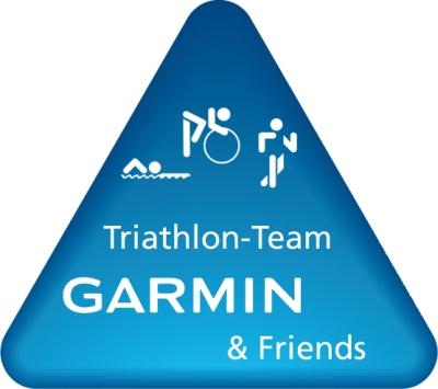 Logo des Garmin Triathlon-Team - Bild: Garmin