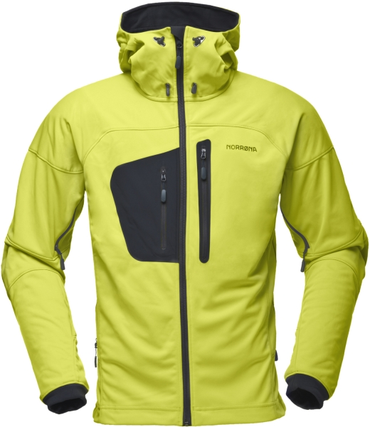Norrøna Bitihorn Windstopper® Softshell Jacket