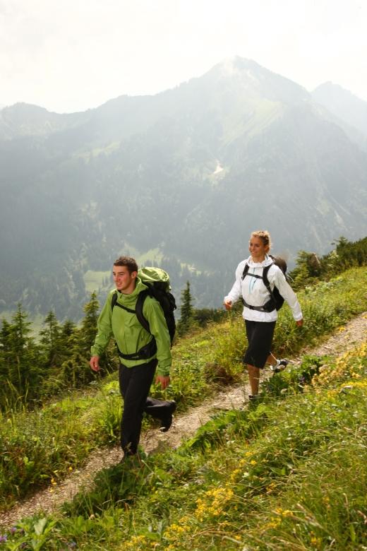 Salomon Hiking - Bild: Salomon