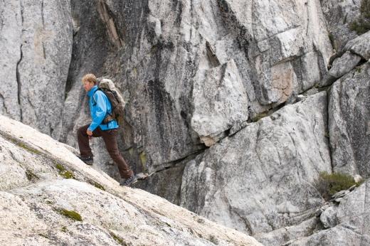 Leichter und schneller unterwegs mit Salomon Minim Light Trekking