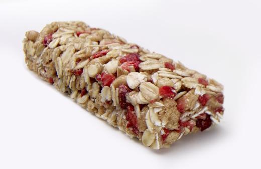 Powerbar Natural Energy Strawberry & Cranberry - Bild: Powerbar