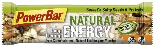 Powerbar Natural Energy Sweet & Salty - Bild: Powerbar