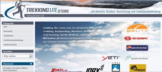 Ultralight in Deutschland, der Versuch eines Shopping-Guide