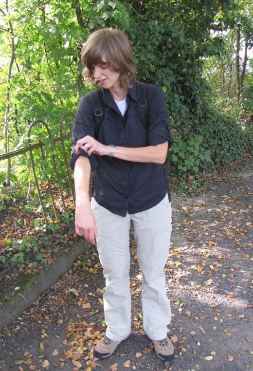 Produkttest: Columbia Silver Ridge Long Sleeve Shirt