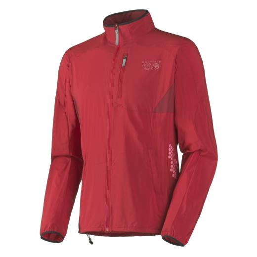 Mountain Hardwear Geist Jacket - Red - Foto: Mountain Hardwear