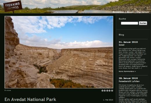 Blogvorstellung: Trekking-Photos