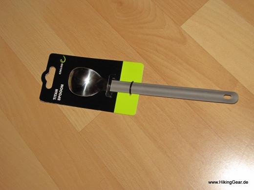 Edelrid Titan Spoon ideal für Freezerbag-Cooking