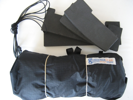 Gossamer Gear G4 Backpack 66 Liter großer ultraleichter Tourenrucksack mit 470 g