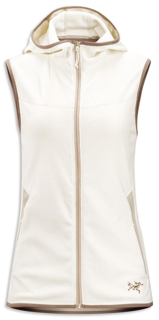 Arcteryx Caliber Hoody Vest W - Bild: Arcteryx