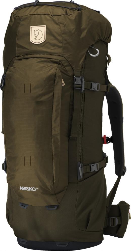 OutDoor 2010:  Schlank und schnörkelos der FJÄLLRÄVEN Abisko Backpack