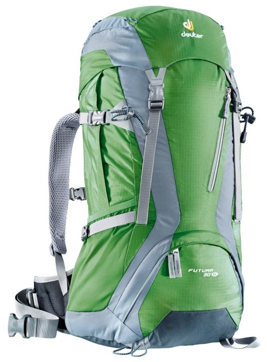 Erfrischung für Wanderer Deuter FUTURA Wanderrucksack