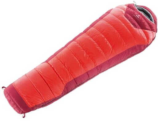 Deuter Neosphere Daunenschlafsäcke Außen geräumig, innen anschmiegsam