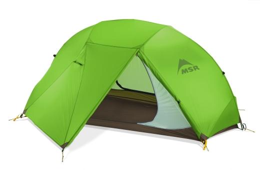 Die neuen MSR® Zelte fokussieren eine lebenswerte Leichtigkeit