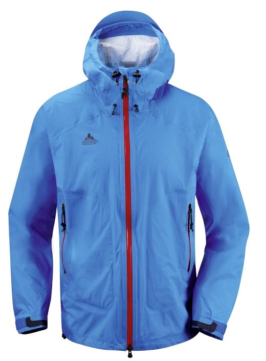 Vaude Mischabel Jacket Ultraleicht-Jacke mit kleinem Gewicht und großer Funktion
