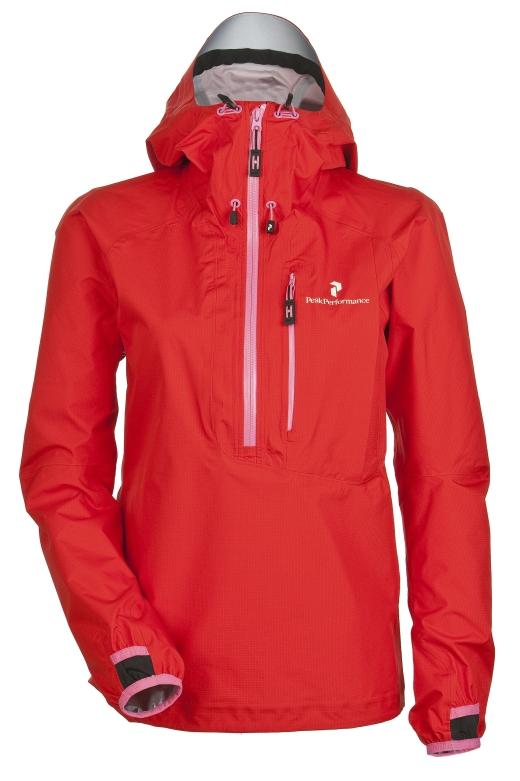 GORE-TEX(R)_PeakPerformance_red_pink_jacket - Bild: Peak Performance