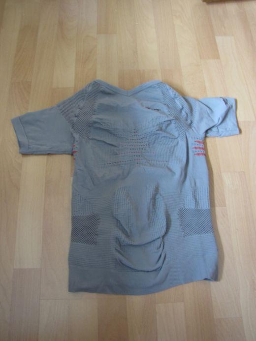 Produkttest: X-Bionic Trekking Shirt Short Sleeve, das Technikwunder