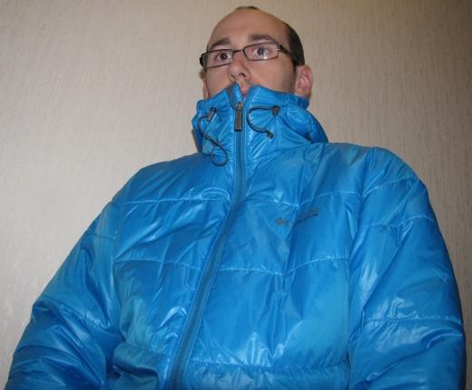 Columbia Men's Shimmer Me Timbers Jacket – Omni-Heat & Kunstfaserfüllung für die richtig kalte Jahreszeit