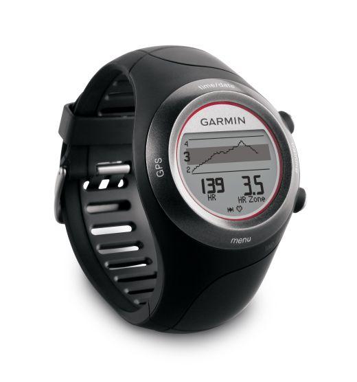 Garmin Forerunner 210 und Garmin Forerunner 410 – GPS-Uhren für Läufer immer attraktiver