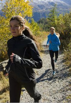 Salomon ist Hauptsponsor des Trail Running Winter Cups 2010/11