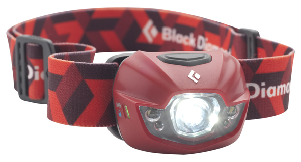 Black Diamond Spot Stirnlampe – 75-Lumen-Stirnlampe