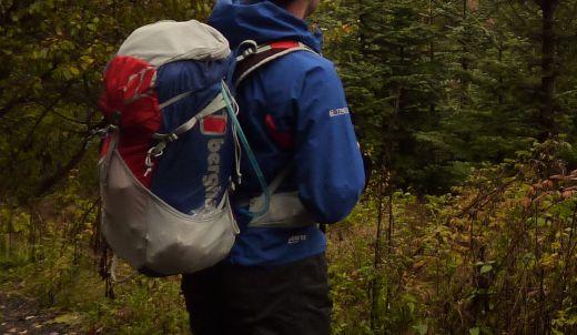 Produkttest: Berghaus Octans 40 der leichtgewichtige Rucksack für schnelle Touren
