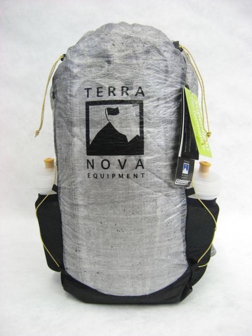 "Terra Nova Ultra 20 L – Der leichte ""Cuben""-Rucksack aus England"