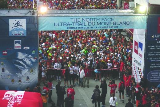 Start der Anmeldungsphase zum The North Face® Ultra Trail du Mont Blanc® 2011
