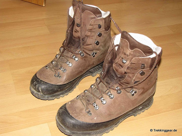 Produkttest: Hanwag Alaska GTX – der Klassiker unter den Trekkingstiefel