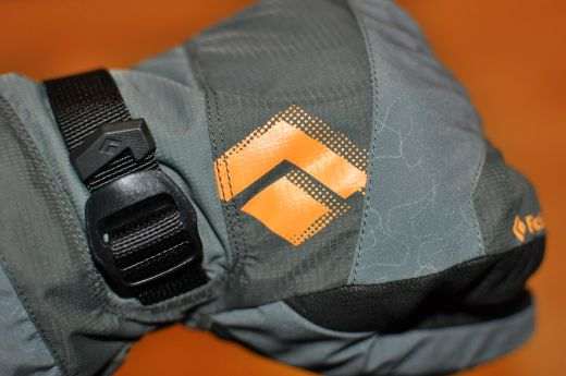 Black Diamond Torrent Glove – Gore-Tex Handschuh mit Fleeceinnenhandschuh