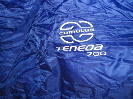 Cumulus Teneqa 700 – Ultraleichter Daunenschlafsack für Wintertouren