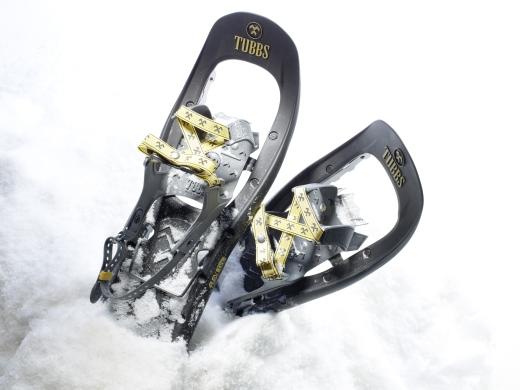 TUBBS FLEX TRK – Der Kunststoffschneeschuh für Jedermann und Jedefrau