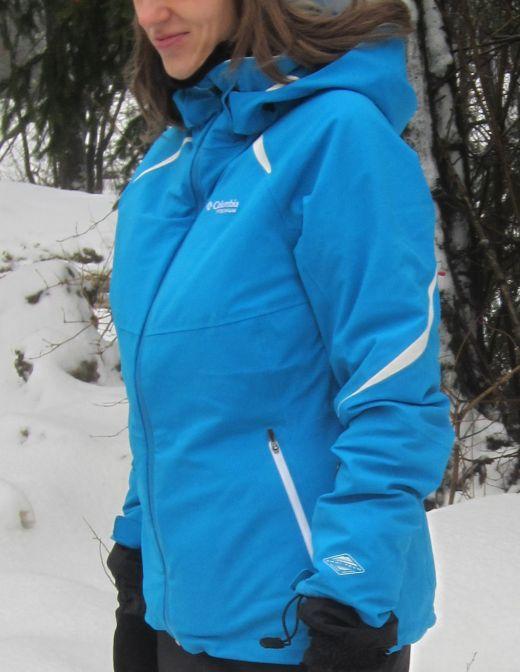Produkttest: Columbia Women's Peak Profile™ Jacket – Isolierte Hardshell mit Omni-Heat