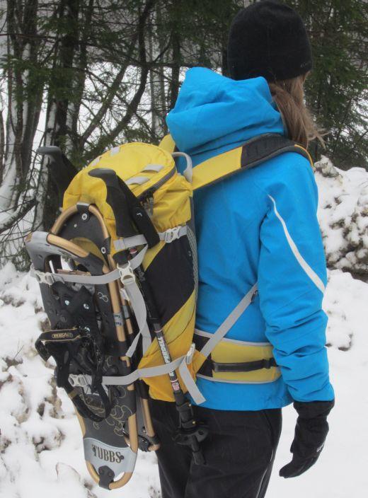 TUBBS Women's Xpedition 25 – Schneeschuhe für Schneeschuhtouren in jedem Gelände