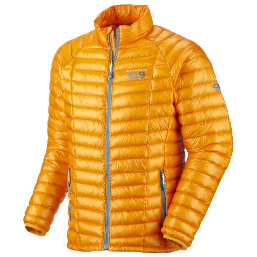Mountain Hardwear Ghost Whisperer ( Hooded) Down Jacket – Ultraleichte Daunenjacke für Grammjäger