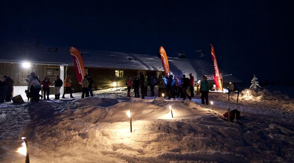Arktische Abenteuer im Allgäu – Rückblick auf das VAUDE Schneeschuh-Camp 2012