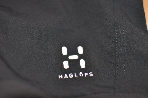 Haglöfs Flint Pant – FlexAble™ Softshellhose mit BLUESIGN® Zertifizierung