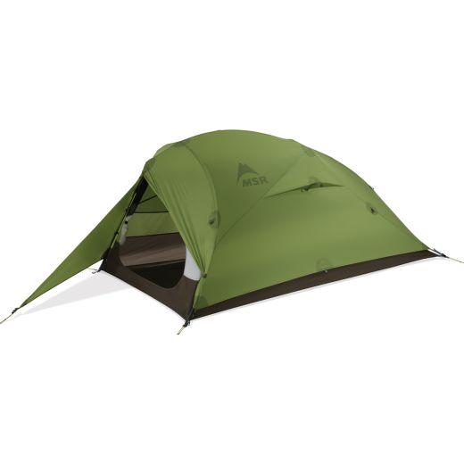 MSR® Nook™ Zelt und der Klassiker MSR Carbon Reflex™ – Ultraleicht mit maximalem Raumgewinn