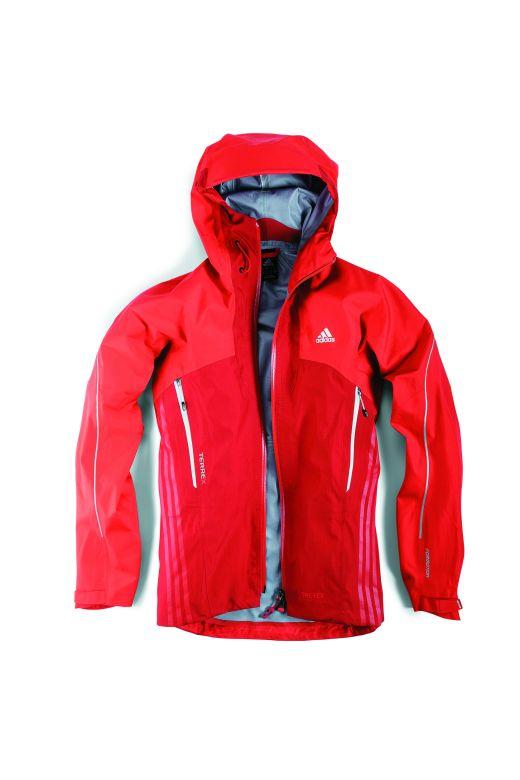 adidas TERREX Gore-Tex Active Shell Jacket – Minimalistische Jacke mit kleinem Packmaß