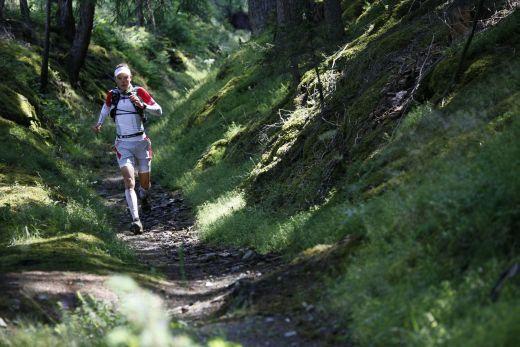 Philipp Reiter bei den Salomon 4 Trails, Foto: Lars Schneider