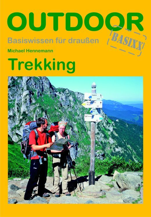 Literaturtipp: Unterwegs mit Zelt und Rucksack – Basiswissen für Trekkingtouren