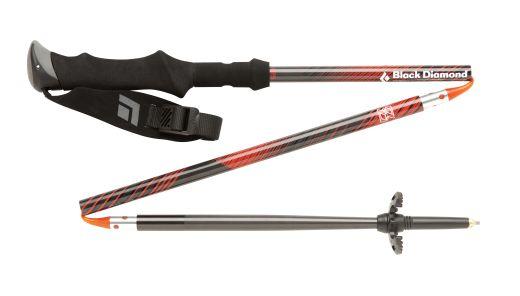 Black Diamond Ultra Mountain Z-Poles – Neue kompakte Vier-Jahreszeiten-Trekkingstöcke