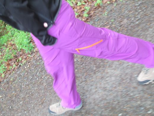 Norrona Bitihorn flex1 Zip Off Pants – Softshellhose zum Abzippen für Trekkingtouren