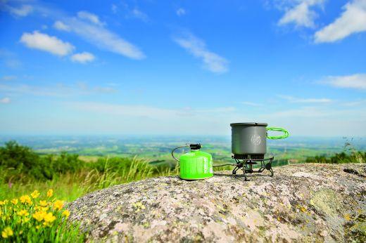 Optimus Vega – Neuer 4-Seasons-Gaskocher mit minimalen Packmaß und geringem Verbrauch