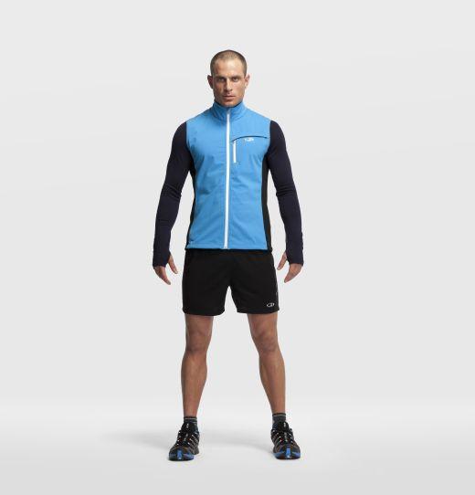 Neue Merino Softshell Jacken zum Laufen bieten zuverlässigen Schutz vor den Elementen