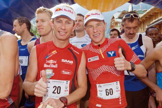 Kröll und Goldberger sind bereit - Foto: Mayrhofen