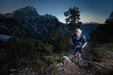 Das Ultra Running Kit, das für die Teilnahme am The North Face® Ultra Trail du Mont-Blanc® notwendig ist