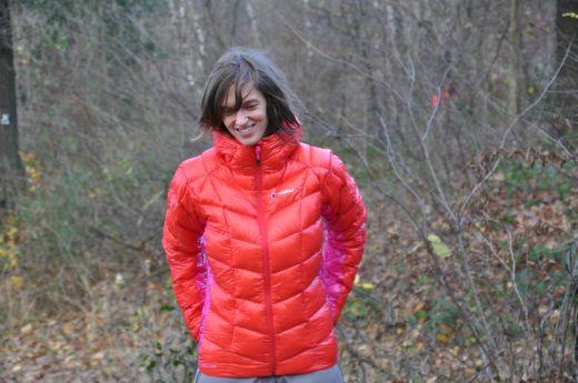 Berghaus Ilam Down Jacket – Die erste Daunenjacke wo Feuchtigkeit keine Rolle spielt